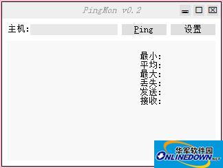 PingMon(Ping监视器)