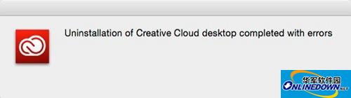 Creative Cloud Uninstaller Mac版