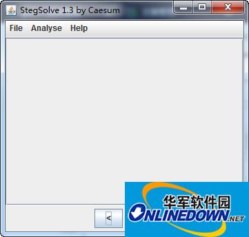 图像隐写工具Stegsolve