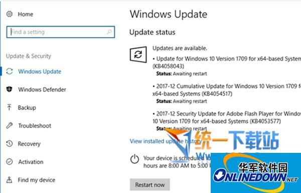 Win10 KB4058043补丁 官方最新版(64位) PC版