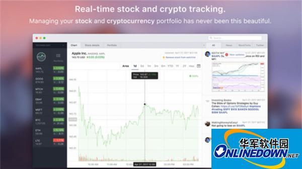 Stockfolio for Mac
