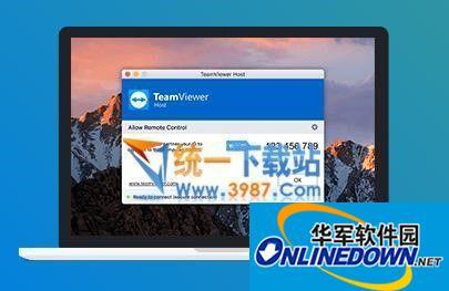 TeamViewer mac  13.0.6447.0 官方完整版