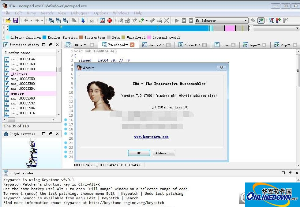 IDA_Pro_Portable便携版