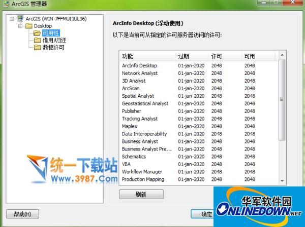 ArcGIS v10.2 中文免费版(附教程)