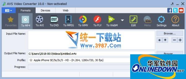 AVS Video Converter  10.0.4.616 注册版