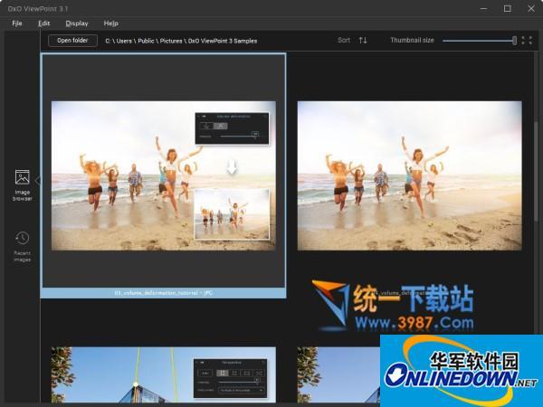 DxO ViewPoint v3.1.4 最新版64位