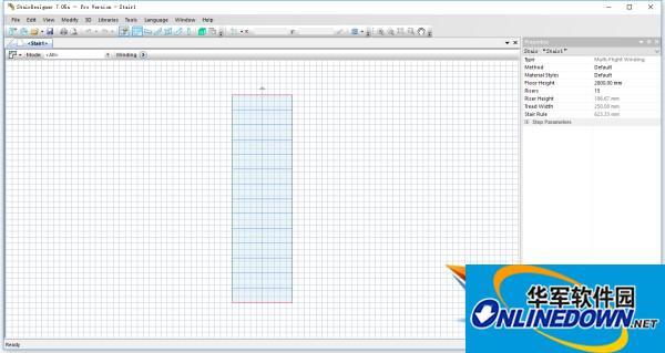 StairDesigner7(楼梯设计软件)  v7.05a 官方版(含注册机)