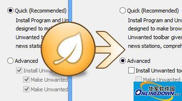 拦截捆绑安装的软件(Unchecky)