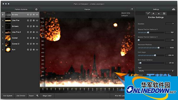 Particle Designer for Mac  v2.7 最新版