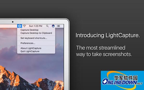 LightCapture Mac版