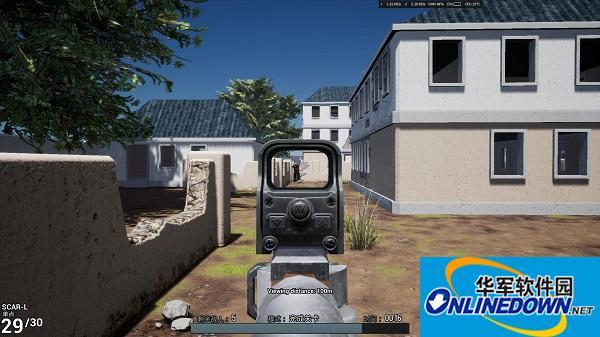 绝地求生练枪法模拟器