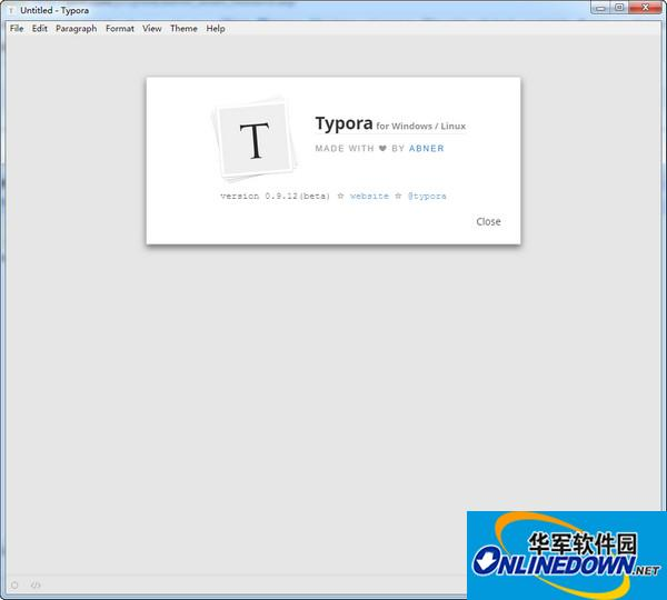 Typora windows
