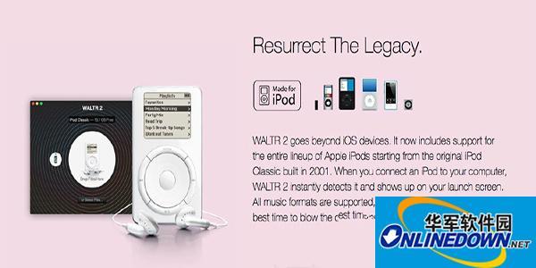 WALTR for Mac