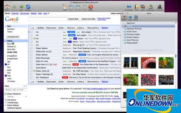 Mailplane for mac