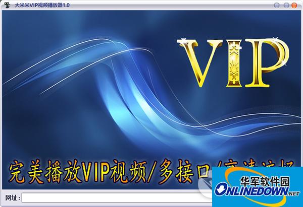 大米米VIP视频播放器