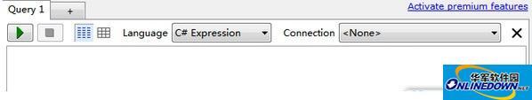 LINQPad(LINQ运算和测试的工具)