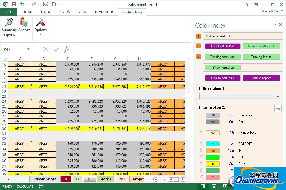 AbleBits Ultimate Suite for Microsoft Excel