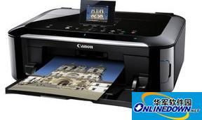 佳能PIXMA MG6100 Series打印机驱动