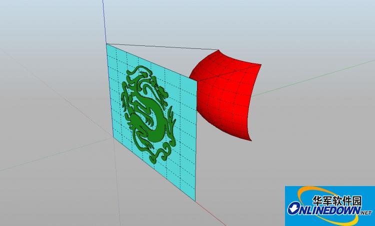 sketchup沿曲面流动插件Flowify
