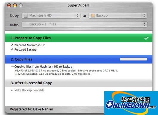 SuperDuper Mac版