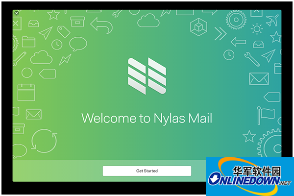 Nylas Mail Mac版