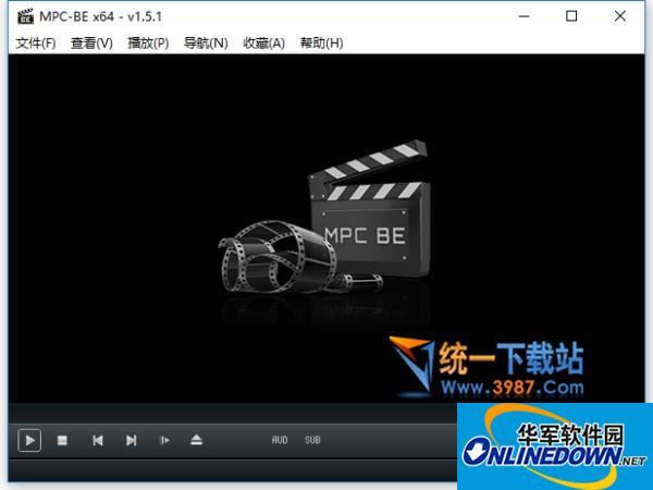 MPC-BE x64播放器