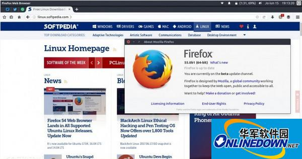 火狐浏览器测试版
