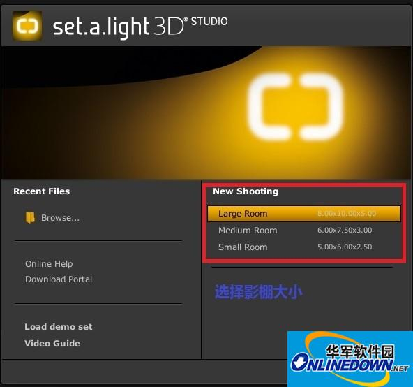 Set A Light 3D Studio