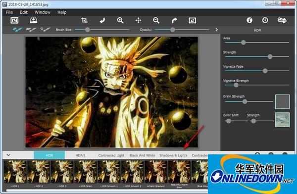 hdr照片合成软件