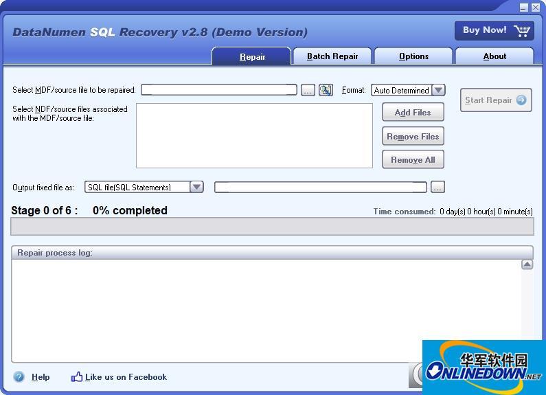 sql损坏文件修复工具