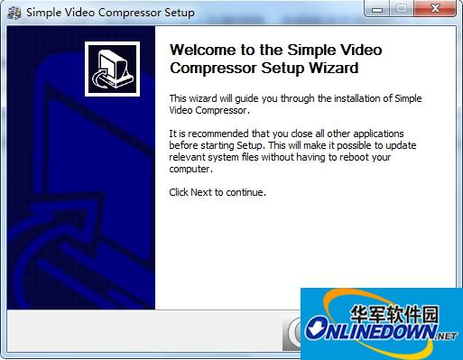 Simple Video Compressor 视频压缩器