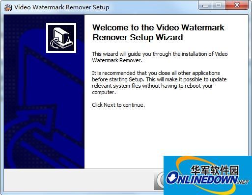 视频去水印(Video Watermark Remover)