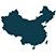 中国地图2018...