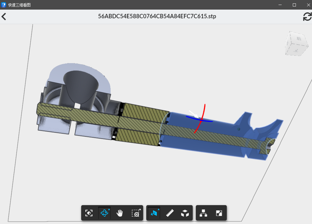 三维CAD看图