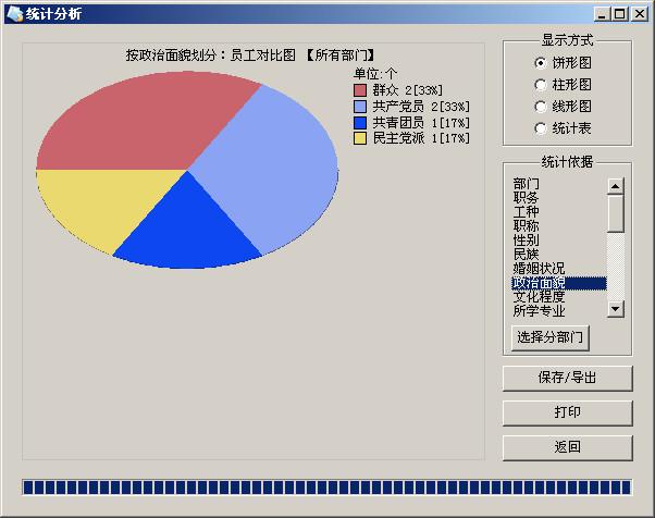 求索人事档案管理系统