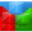 七彩色圖片排版工具
