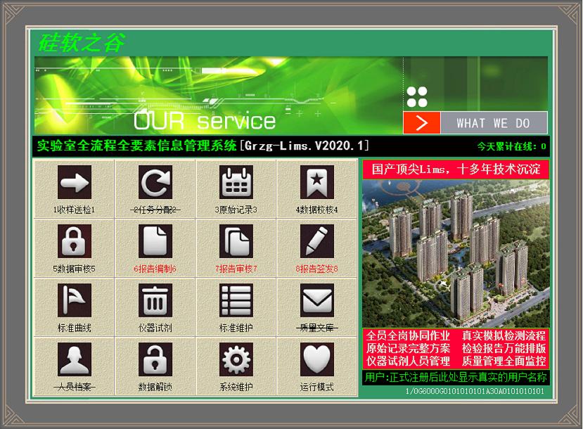 全流程全要素實驗室信息管理系統
