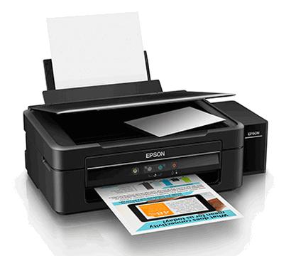 爱普生L360打印机驱动