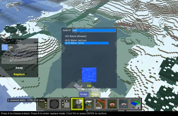 我的世界编辑器中文版_我的世界地图编辑器中文版下载_我的世界地图编辑器汉化版1.8.1 ...