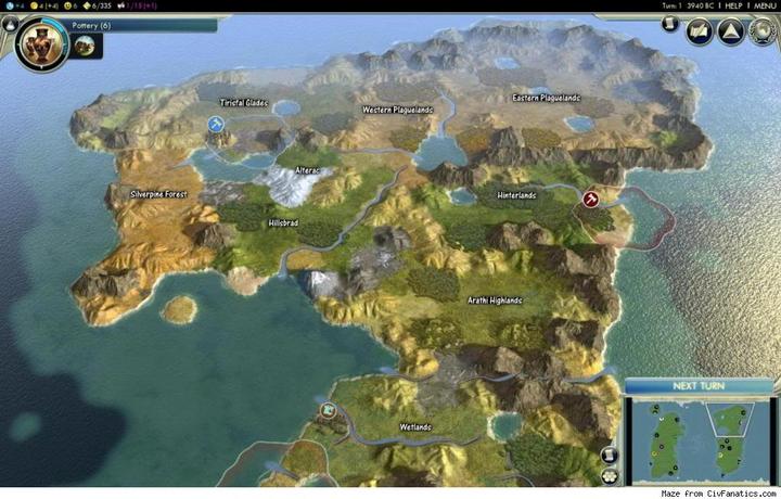 华军软件园 免费游戏 游戏软件 魔兽地图包  软件截图