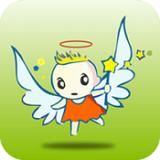 儿童天使..