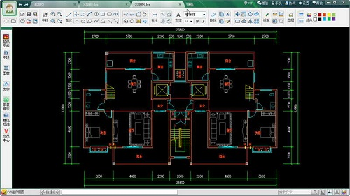 CAD迷你畫圖