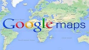 Google地图专区