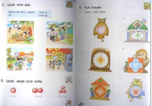 三年级下册英语