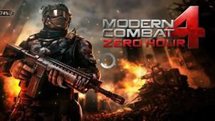 现代战争4