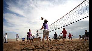 沙滩排球游戏专题