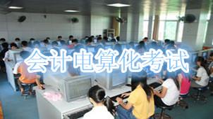 会计电算化考试