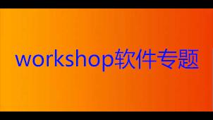 workshop软件专题