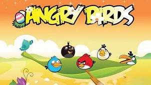 愤怒的小鸟软件集锦