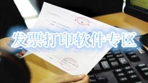 发票打印软件专区